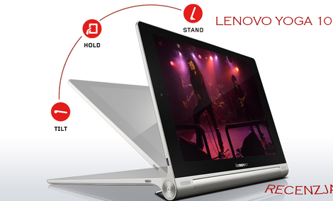 Lenovo Yoga 10 - Recenzja