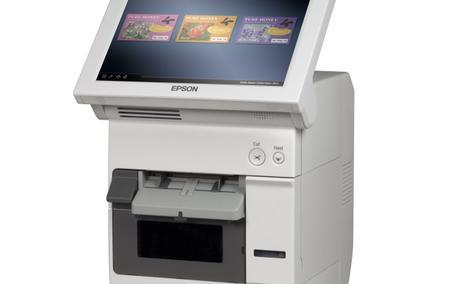 Epson TM-C3400-LT – autonomiczny terminal  do drukowania kolorowych etykiet
