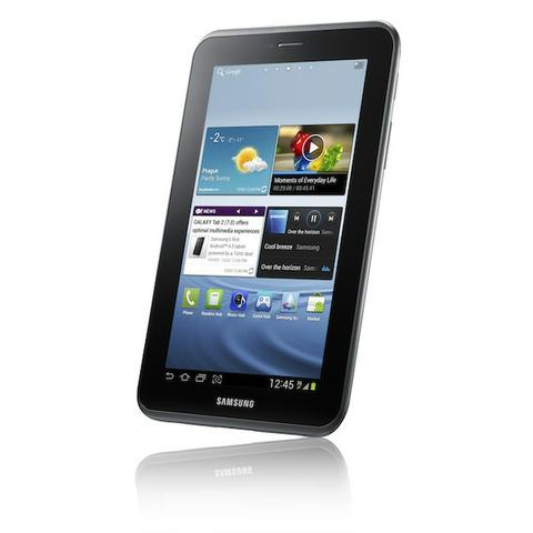 Samsung GALAXY Tab 2 – nowy tablet z Androidem
