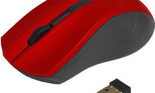 ART bezprzewodowo- USB AM-97D czerwona