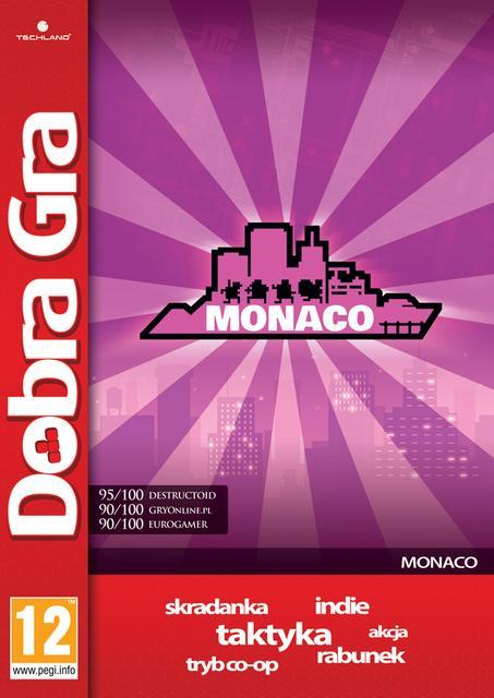 Seria Dobra Gra powiększa się o kolejną pozycję - Monaco