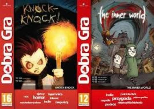 Techland Dobra Gra - Pak 4 Knock Knock + The Inner World