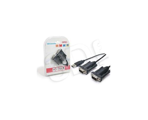 ADAPTER UNITEK USB DO 2 X RS-232