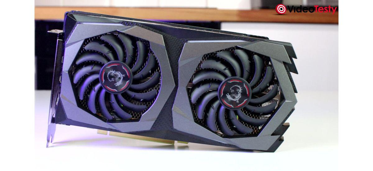 MSI RTX 2060 SUPER GAMING X - karta graficzna z 8GB VRAM