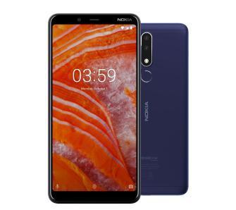 Nokia 3.1 Plus 3/32GB (niebieski)