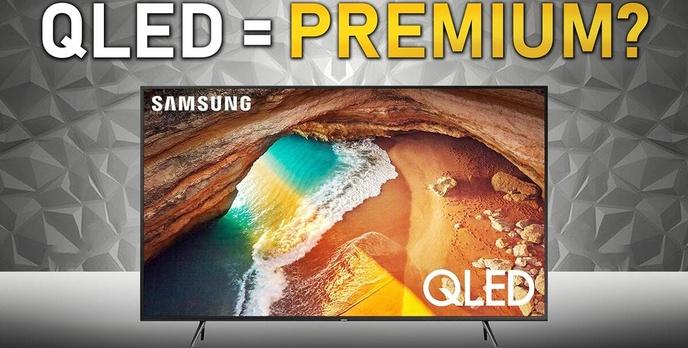 Co jest nie tak z QLED-ami? Czy to telewizory premium?