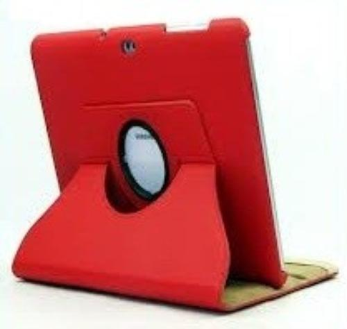 WEL.COM Etui obrotowe 360 stopn P5100/P5110 czerwone