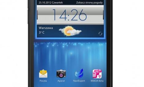 Pierwszy smartfon z procesorem Intela już w Polsce