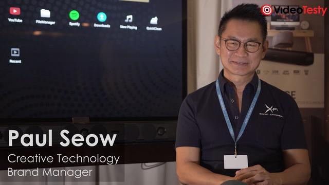 Creative Sonic Carrier - wywiad z Paul Seow