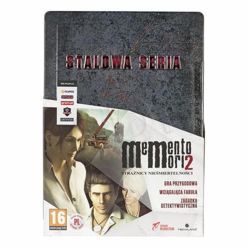 Stalowa Seria Memento Mori 2