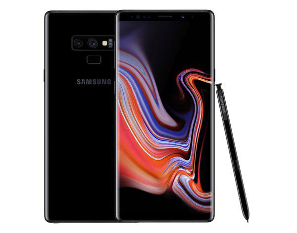 Samsunga Galaxy Note 9 - black