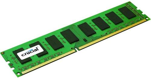 Crucial DDR3 4GB/1600 CL11 512*8 Single Rank