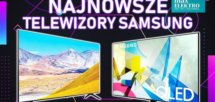 Budżetowe Telewizory Samsunga na 2020 rok