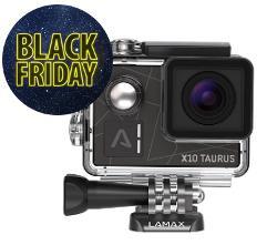 Kamera sportowa  LAMAX X10 Taurus  Taniej o 100 zł