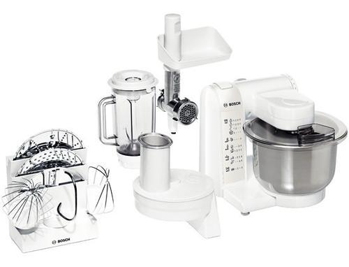 Bosch Robot kuchenny biały MUM 4875