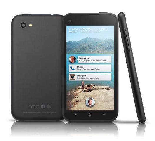 HTC First  fot2