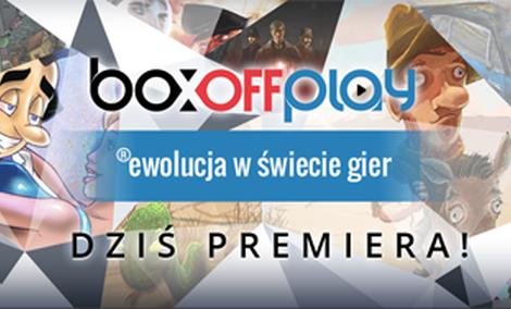 Dziś startuje BoxOff Play - wyjątkowa platforma dla graczy!