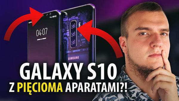 Jaki będzie Galaxy S10