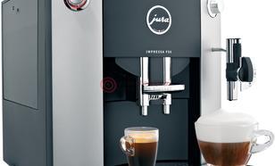 JURA Impressa F50 (platin)