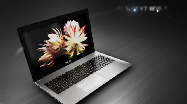 Asus seria N - stylowe i nowoczesne notebooki