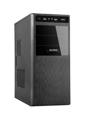 Qoltec Obudowa PC Qoltec Eco II 7975B