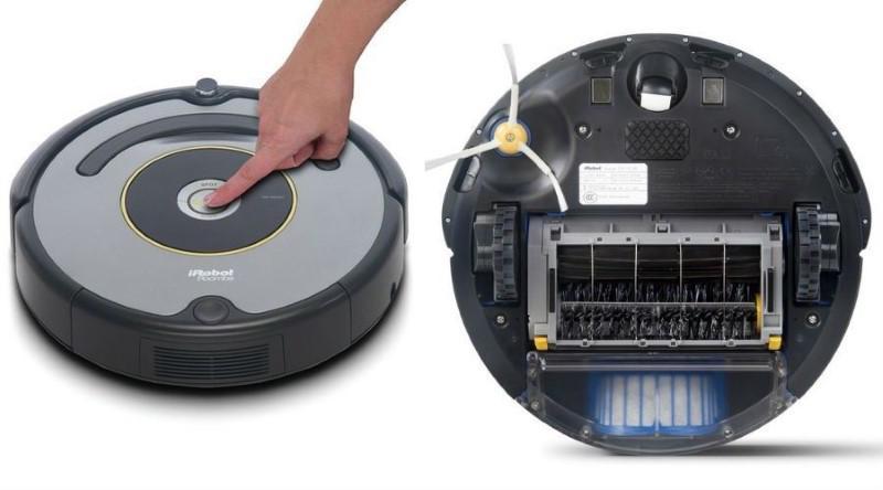 Roomba 616 wyczyści każdy zakamarek domu