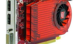 HP Radeon HD3650 512MB DDR2 DVI, 2xDP (481421-001)