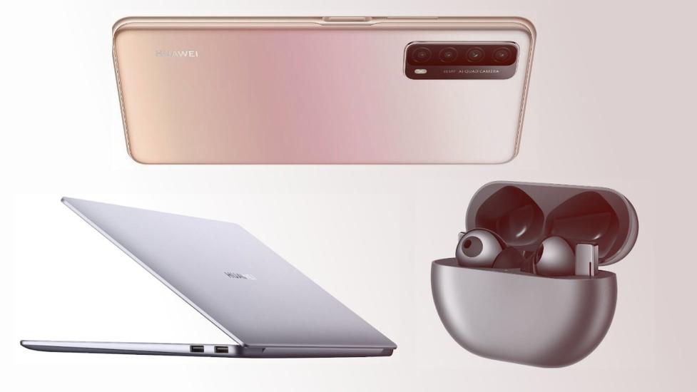 Jesienna kampania Huawei - Nowe laptopy, słuchawki i smartfon z gratisami