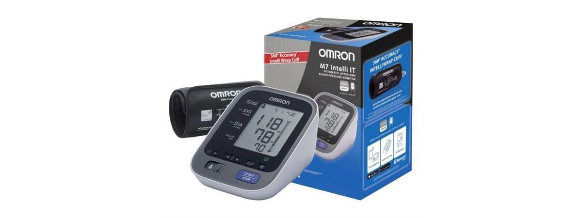 ciśnieniomierz naramieny Omron M7 Intelli IT HEM7322TE