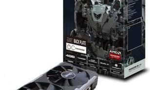 Sapphire AMD Radeon R9 380 NITRO OC 4GB GDDR5 (256 bit) HDMI, DP, DVI, BOX (11242-13-20G)