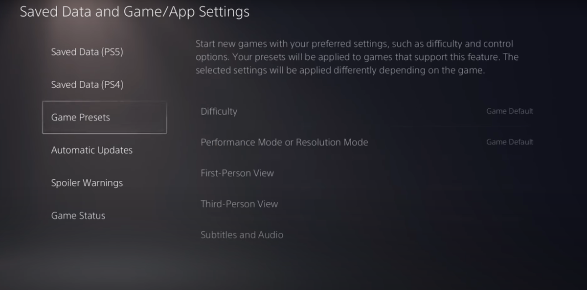 Nowe opcje konfiguracyjne PS5 ułatwią życie graczom