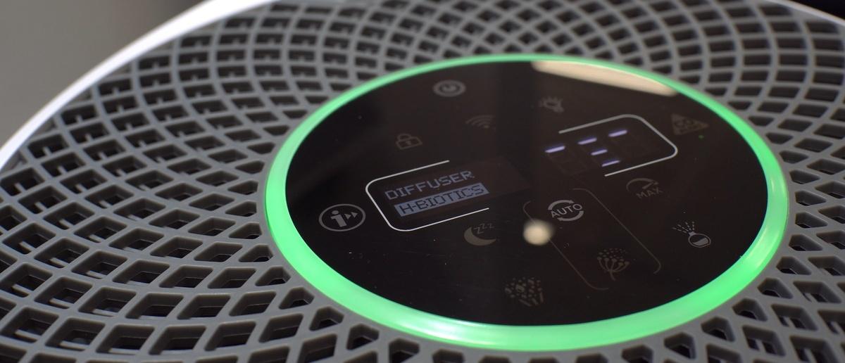 Hoover H-Purifier 700 ma trzy tryby oczyszczania