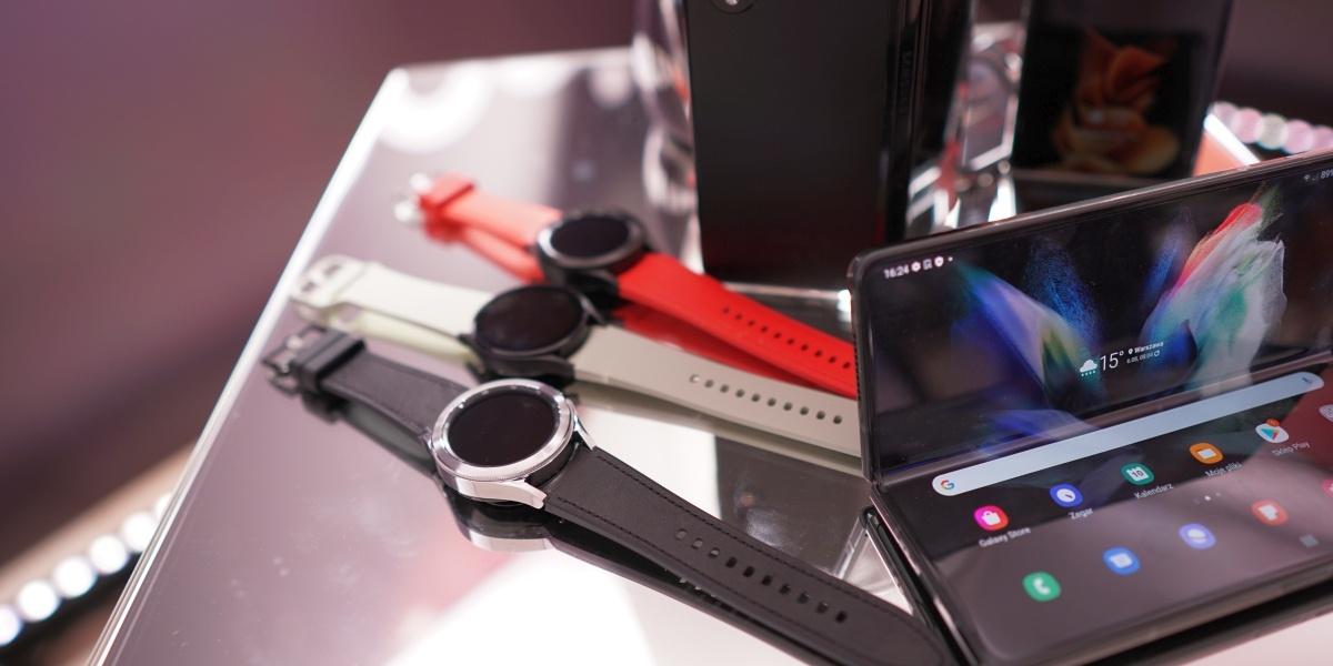 Samsung Galaxy Watch 4 wygląda tak