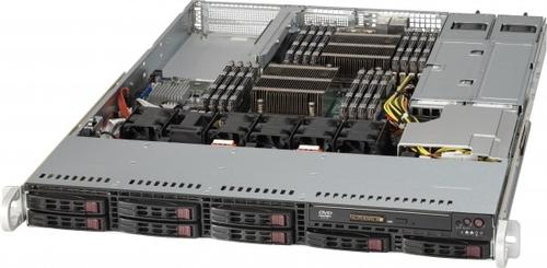 Supermicro SuperServer 1027R-WRFT+ SYS-1027R-WRFT+