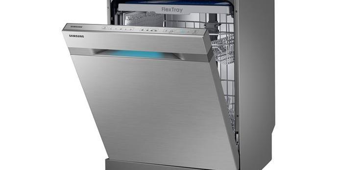 Samsung WaterWall - Zmywarka Nowej Generacji