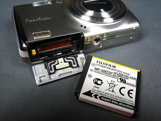 FujiFilm FinePix F70EXR