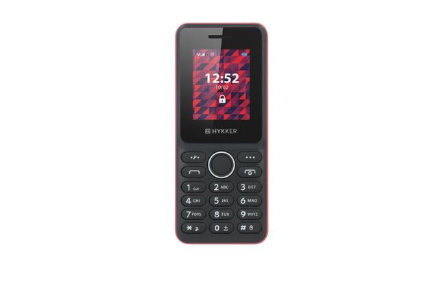 Classic II to telefon, jak sama nazwa wskazuje, klasyczny - z przyciskami.