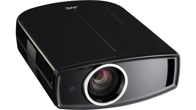 JVC DLA-HD550 - prezentacja projektora dla wymagających osób