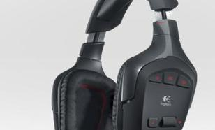 Logitech Wireless Gaming Headset G930 (981-000258)