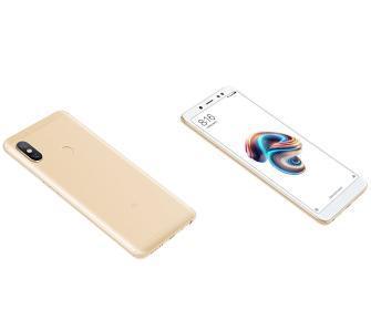 XIAOMI Redmi Note 5 Dual Sim 32GB Złoty + EKSPRESOWA WYSYŁKA W 24H