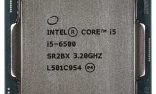 Intel Core i5-6500 BX80662I56500 947562 ( 3200 MHz (min) ; 3600 MHz (max) ; LGA 1151 ; BOX )