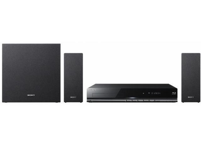 Sony BDV-EF200 3D - nowoczesne kino domowe
