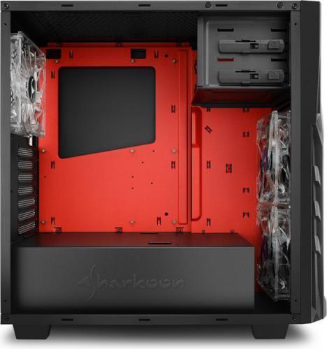 Sharkoon DG7000 Red (4044951018192)