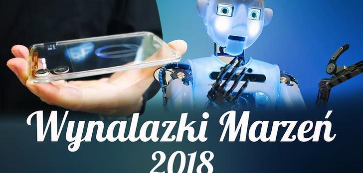 Technologie Marzeń w 2018 Roku