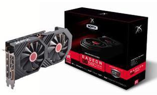 XFX Radeon RX 580 GTS Black OC+ 8GB GDDR5 256 bit - RATY 0%