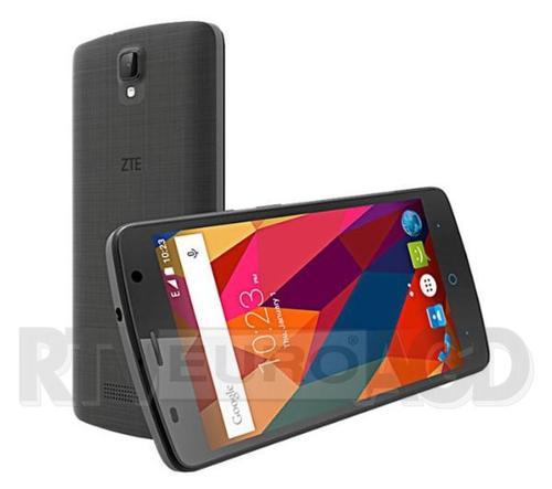 Smartfon ZTE Blade L5 Ciemnoszary