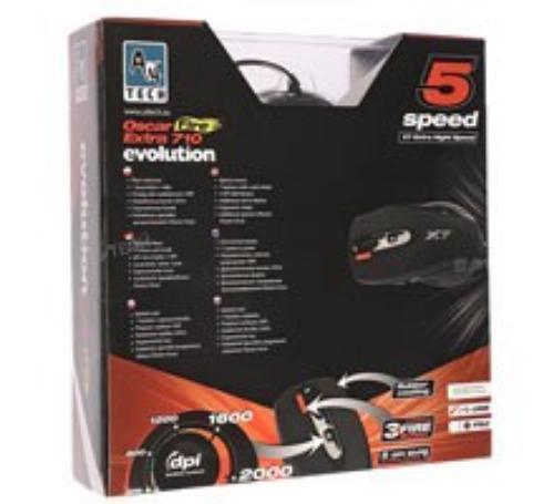 A4 TECH Mysz EVO XGame Opto X710 Extra Fire
