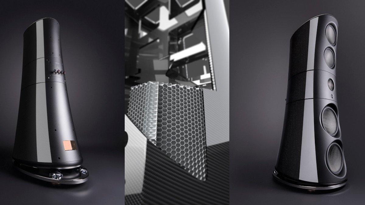 Magico M9 ma być wykonany z najwyższej jakości materiałów