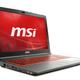 MSI GV62 8RD-018XPL - 512GB PCIe + 1TB HDD | 32GB
