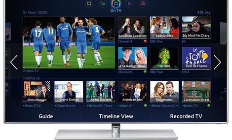 Samsung UE46F7000 - przedstawiciel najnowszej serii telewizorów F7000